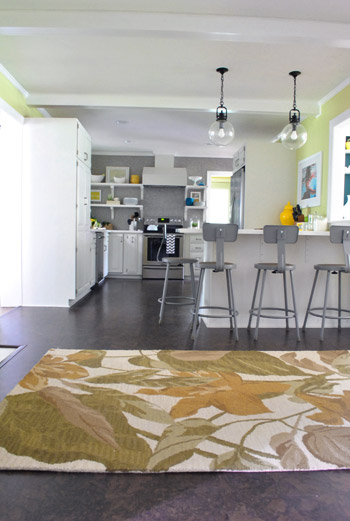 pottery barn kitchen rugs industrial lighting and now for a rug fashion show young house love we still it as but the pattern color are totally wrong our once again like original jute from company store