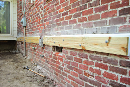 How To Build A Deck Materials Flashing Amp Ledger Boards