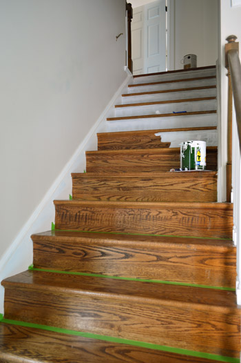 Satin Or Semi Gloss Polyurethane For Stairs