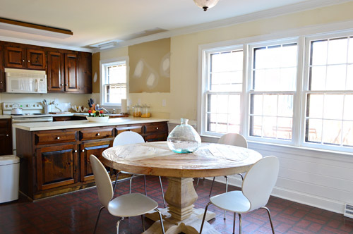 kitchen trim horizontal cabinets painting dark paneling in the young house love an error occurred