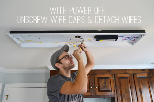 How To Wire A Light Fixture To An End Of Run Switch