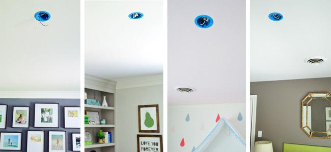 adding overhead lighting extra