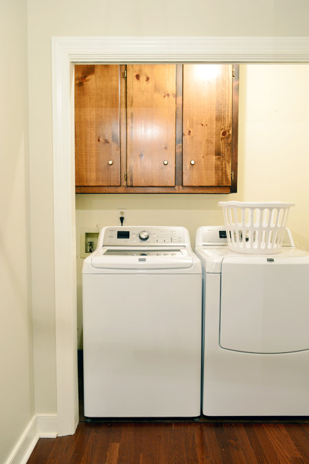 Our Laundry Room Redo Is Officially On Young House Love