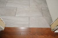 Laying Porcelain Tile In The Laundry Room | Young House Love