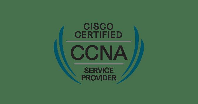 Cisco Certified Network Associate Service Provider (CCNA