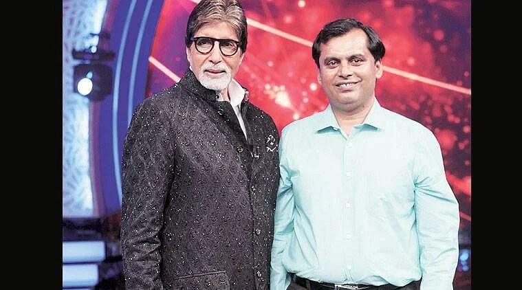 Bollywood superstar Amitabh Bachchan honored him as 'Real Horro' in Star Plus Channel's TV show 'Aaj Ki Raat Hai Zindagi'