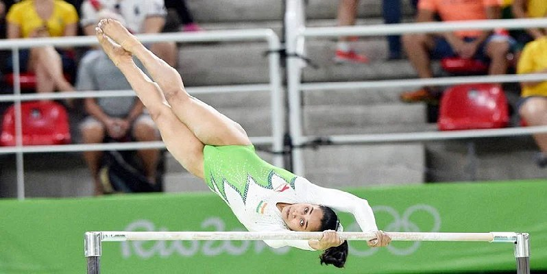 Gymnast Dipa Karmakar Becomes First Indian To Qualify For