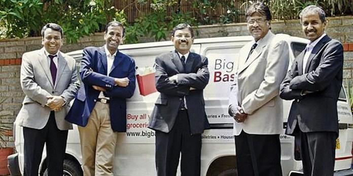 Image result for bigbasket founders