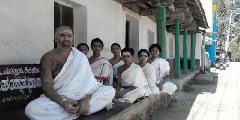 A small village in Karnataka that speaks only in Sanskrit