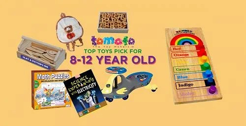 Top Toys Pick For 8 12 Year Old Tomafo