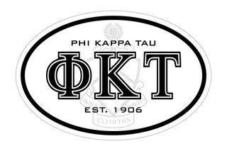 Phi Kappa Tau Clothing, Rush Shirts, Merchandise & Gifts