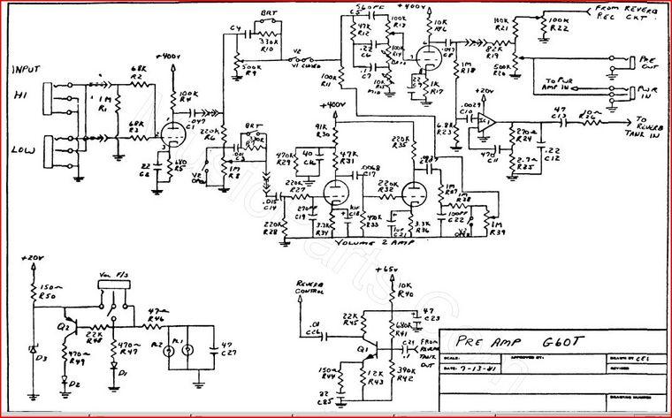 Repairing G60T Amp Head in Tube Amplifiers Forum