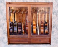Guitar Habitat humidity controlled cabinets - The ...