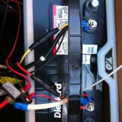 Voltmeter Wiring Diagram 1998 Jeep Grand Cherokee Trailer Trolling Motor Battery Issues, 1997 Pantera Ii - Bass Cat Boats
