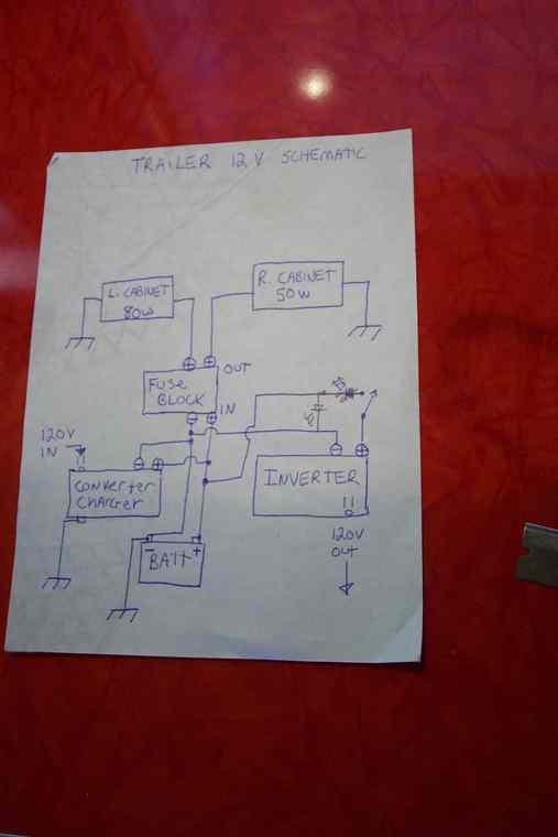 12 volt wiring diagram for trailer carrier split ac system air conditioner circu repairingyesterdaystrailers