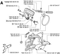 Двигатель (МОТОР) для мотокосы D=40мм. Цена 500.4 грн