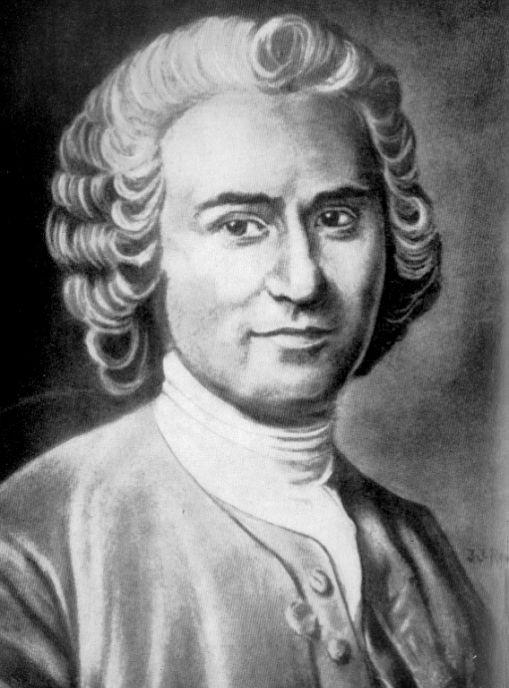 Jean-Jacques Rousseau (1717-1778)