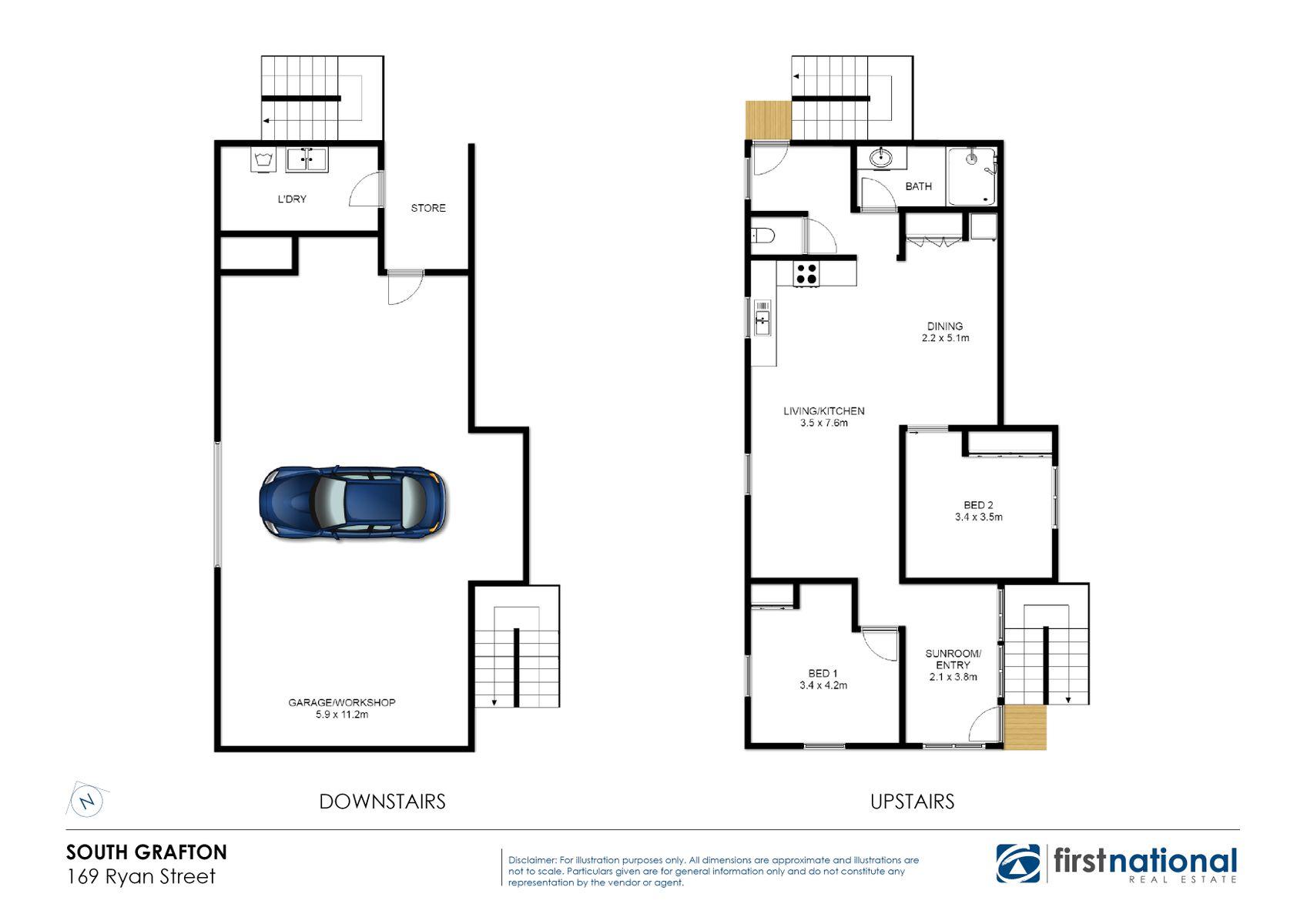 First National Real Estate Grafton :: 169 Ryan Street
