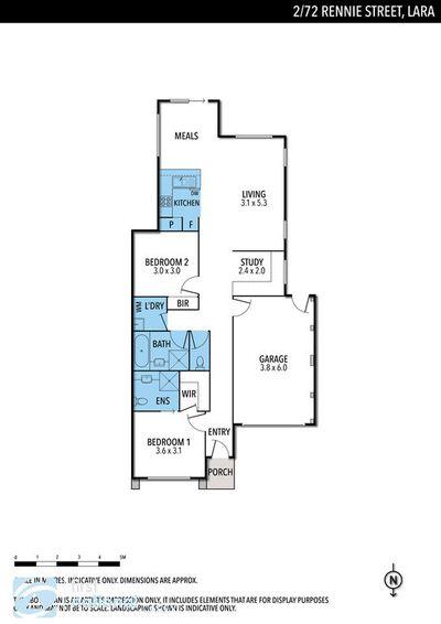 2/72 Rennie St, Lara VIC 3212, Australia , House for Sale