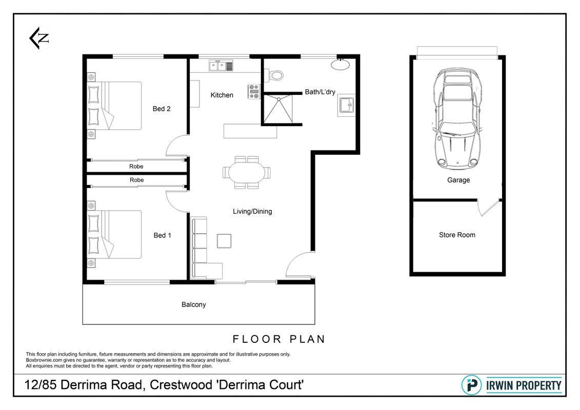 Irwin Property :: 12/85 Derrima Road, Crestwood, NSW 2620