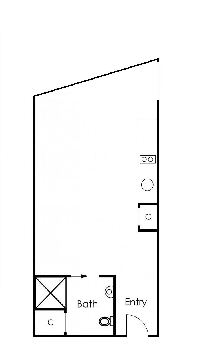 Pagan Real Estate :: 508/188 Peel Street, North Melbourne