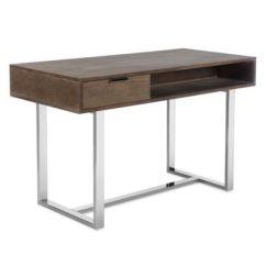 Z Gallerie Office Chair Vintage Cane Rocking Chic Desks Chairs Modern Furniture Kent Desk