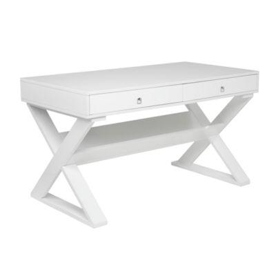 z gallerie office chair black dining chairs set of 6 chic desks modern furniture jett desk white lacquer