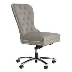 Z Gallerie Office Chair Rolling Charlotte Desk Custom Dining Room Chairs Furniture