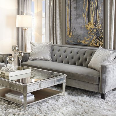 grey sofa decorating ideas damon leather reclining power recliner living room furniture inspiration | z gallerie