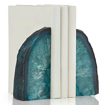 Agate Bookends 100 Amp Under Gifts Z Gallerie