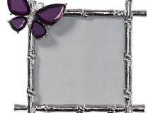 Butterfly Jeweled Frame | Photo Frames | Decor | Z Gallerie