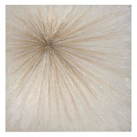 Champagne Fire | Glittering Art | Z Gallerie