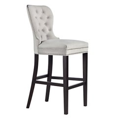 Bar Stool Chairs Wooden Glider Chair Australia Charlotte Espresso Stools Dining Room Furniture Z Gallerie