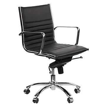 z gallerie office chair world market desk malcolm black chairs home furniture