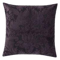 "Reva Pillow 22"" - Aubergine | Pillows | Bedding and ..."