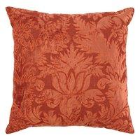 "Reva Pillow 22"" - Mandarin | Pillows | Bedding and Pillows ..."