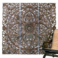 Sanctuary Panel | Wall Decor | Mirrors & Wall Decor ...