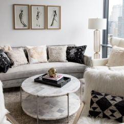 Z Gallerie Office Chair White And Ottoman Set Makeover Cosmopolitan Edmond Sofa Glacier Coffee Table Huxley Floor Lamp