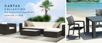 Outdoor Furniture & Decor | Fashion Outdoors | Z Gallerie