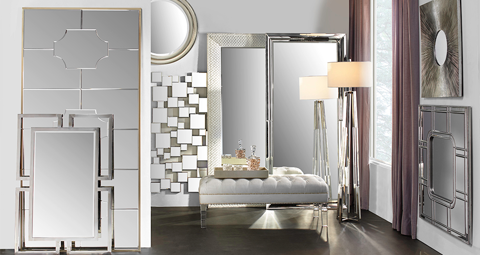 large decorative mirrors for living room green paint colours accent wall floor z gallerie