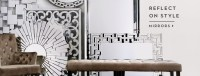 Mirrors & Wall Decor | Accent, Wall & Large Floor Mirrors ...