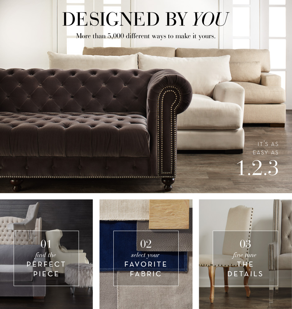 custom living room furniture wall decal unique customizable z gallerie
