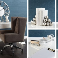 Z Gallerie Office Chair Do Massage Chairs Really Work Stylish Home Decor Chic Furniture At Affordable Prices Jett Logan Inspiration Desk