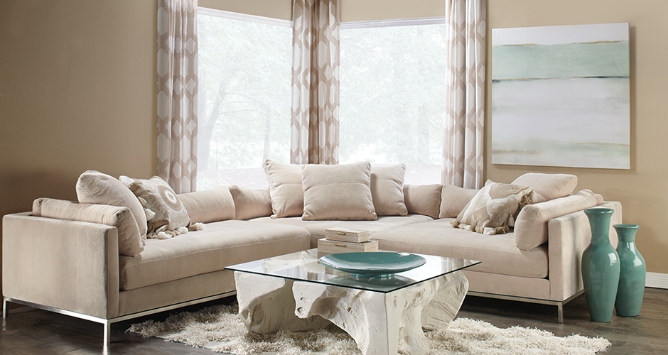 Z Gallerie Cloud Sectional