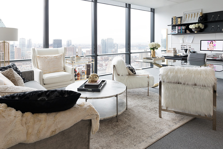 z gallerie office chair classic balance ball makeover cosmopolitan s editor in chief featuring furniture and accessories by
