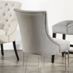 Chair Living Room Buy Chairs Dining Chic Sleek Z Gallerie
