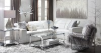Living Room Inspiration | Milan Leather Sofa Sectional | Z ...