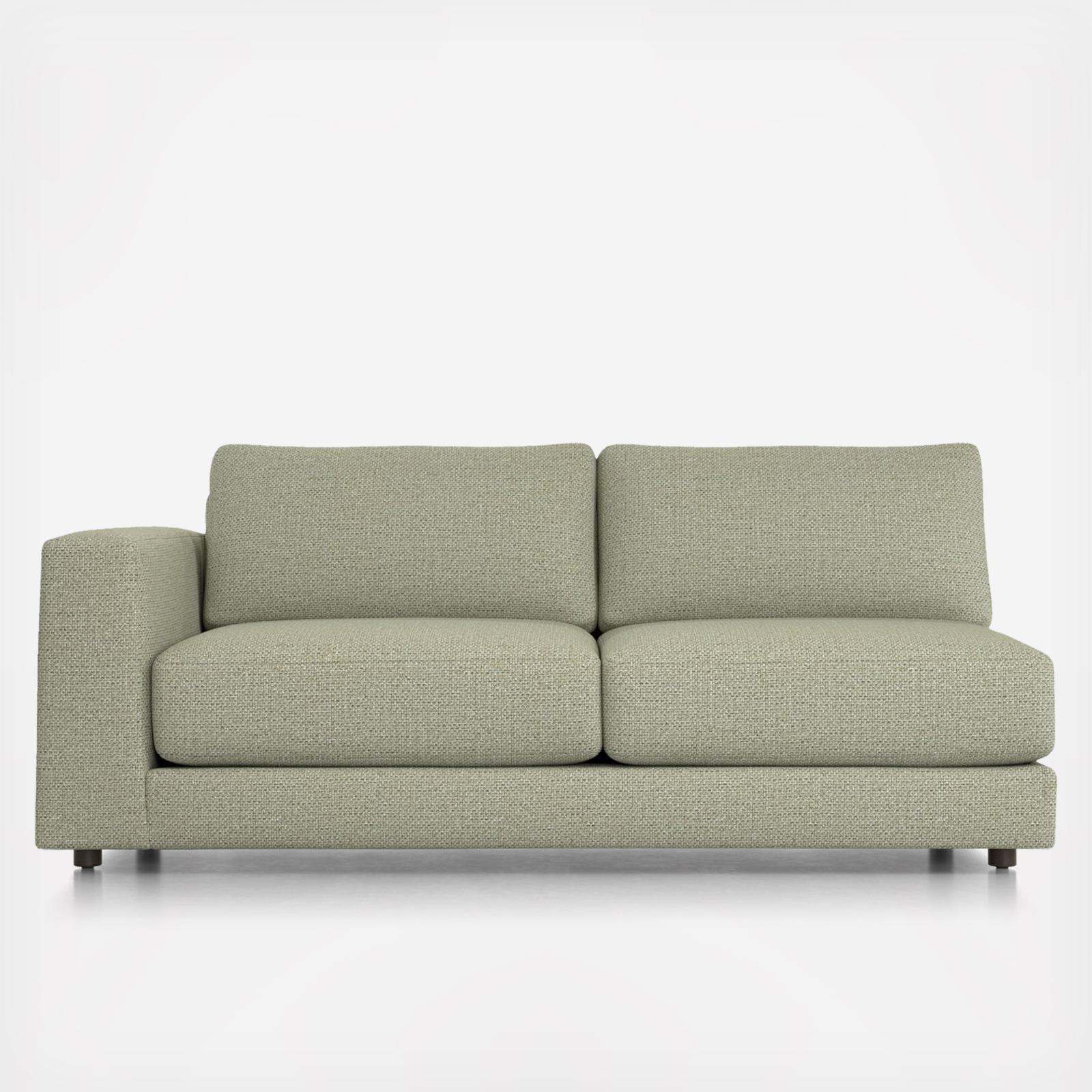 peyton left arm sofa
