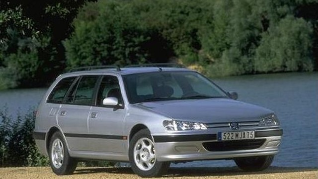 Peugeot 406 Break 2 0hdi Stdt 5p 1998 Ficha Tecnica Precio Y Medidas Autocasion
