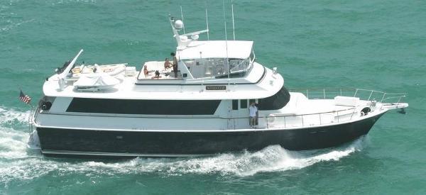 1985 Hatteras 72 Motor Yacht 72 Foot 1985 Hatteras Boat